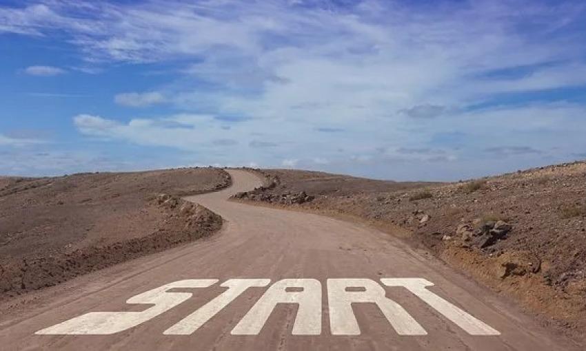 Non aspettare di sentirti pronto. Inizia e basta.